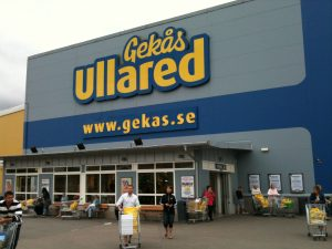 Ullared & Shopping på Gekås Ullared.nu